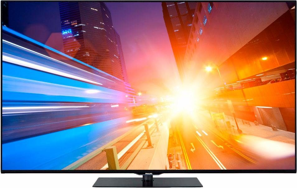 Philips 55PUS6031/12, LED Fernseher, 139 cm (55 Zoll), 2160p (4K Ultra HD), Smart-TV