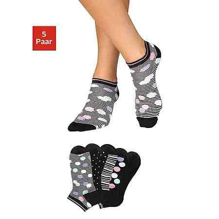 Socken: Sneakersocken
