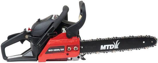 MTD Benzin-Kettensäge »GCS 3800/35«, 35 cm Schwertlänge
