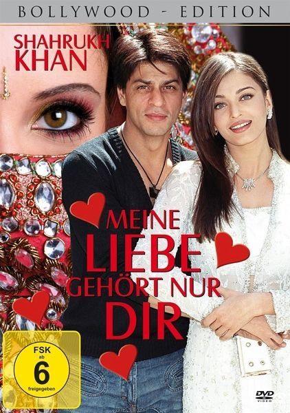 DVD »Dil Aashna Hai - Dein Herz kennt die Wahrheit«