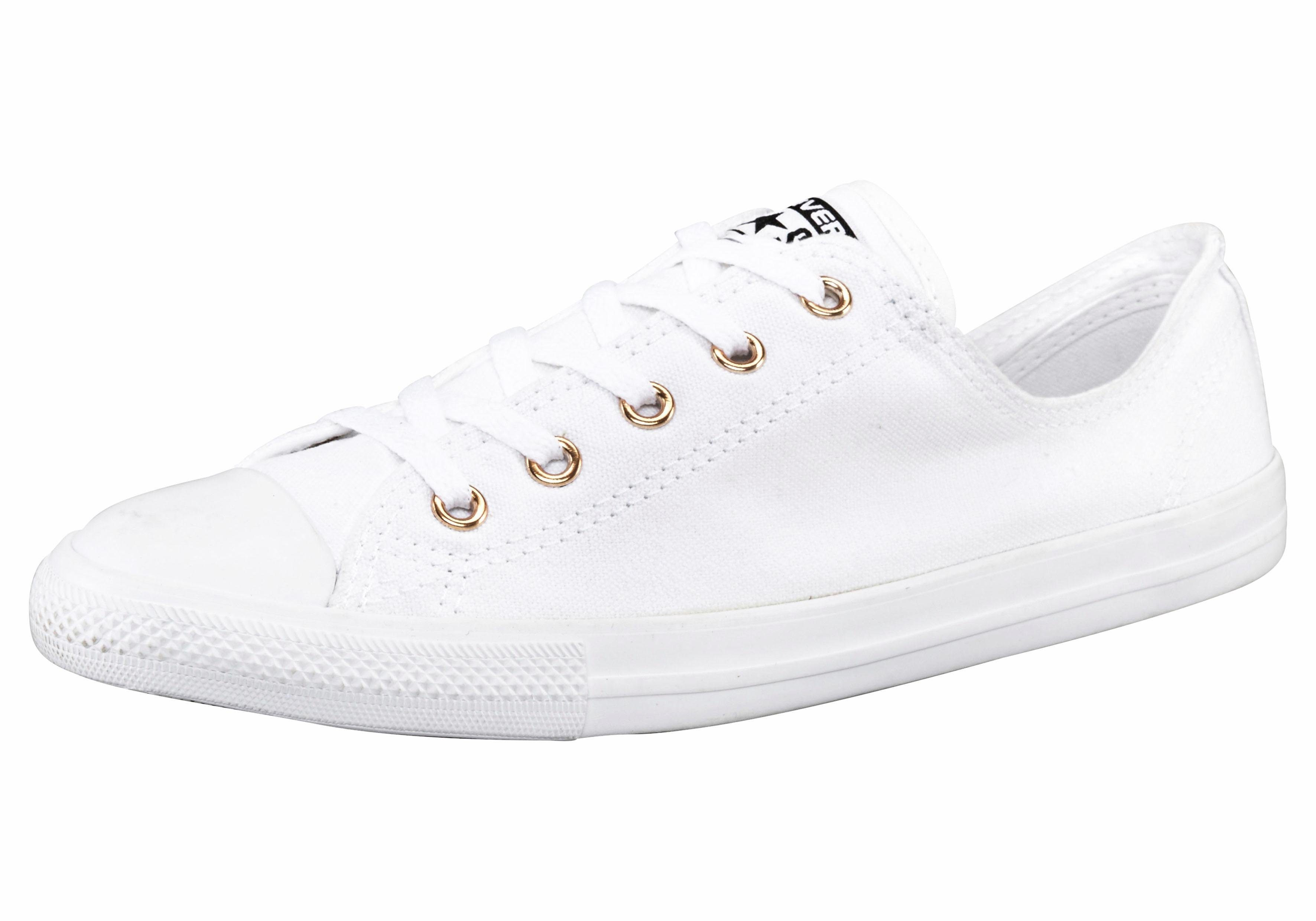 Converse Chuck Taylor All Star Dainty Ox Sneaker  weiß