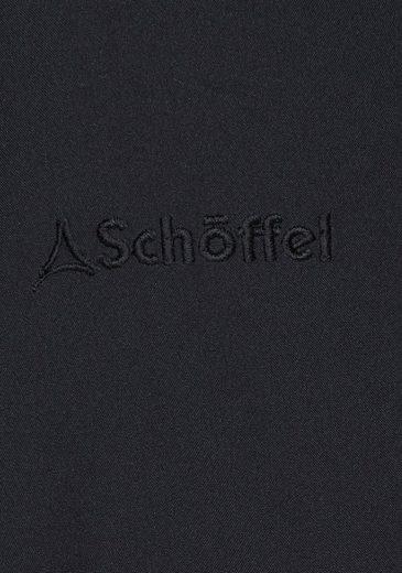 Schöffel Softshelljacke TARIJA, innen mit weichem Fleece