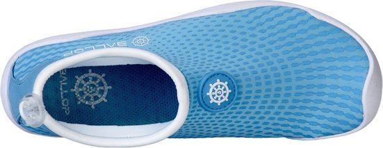Ballop Aqua Fit Voyager Turquoise Chaussure De Bain