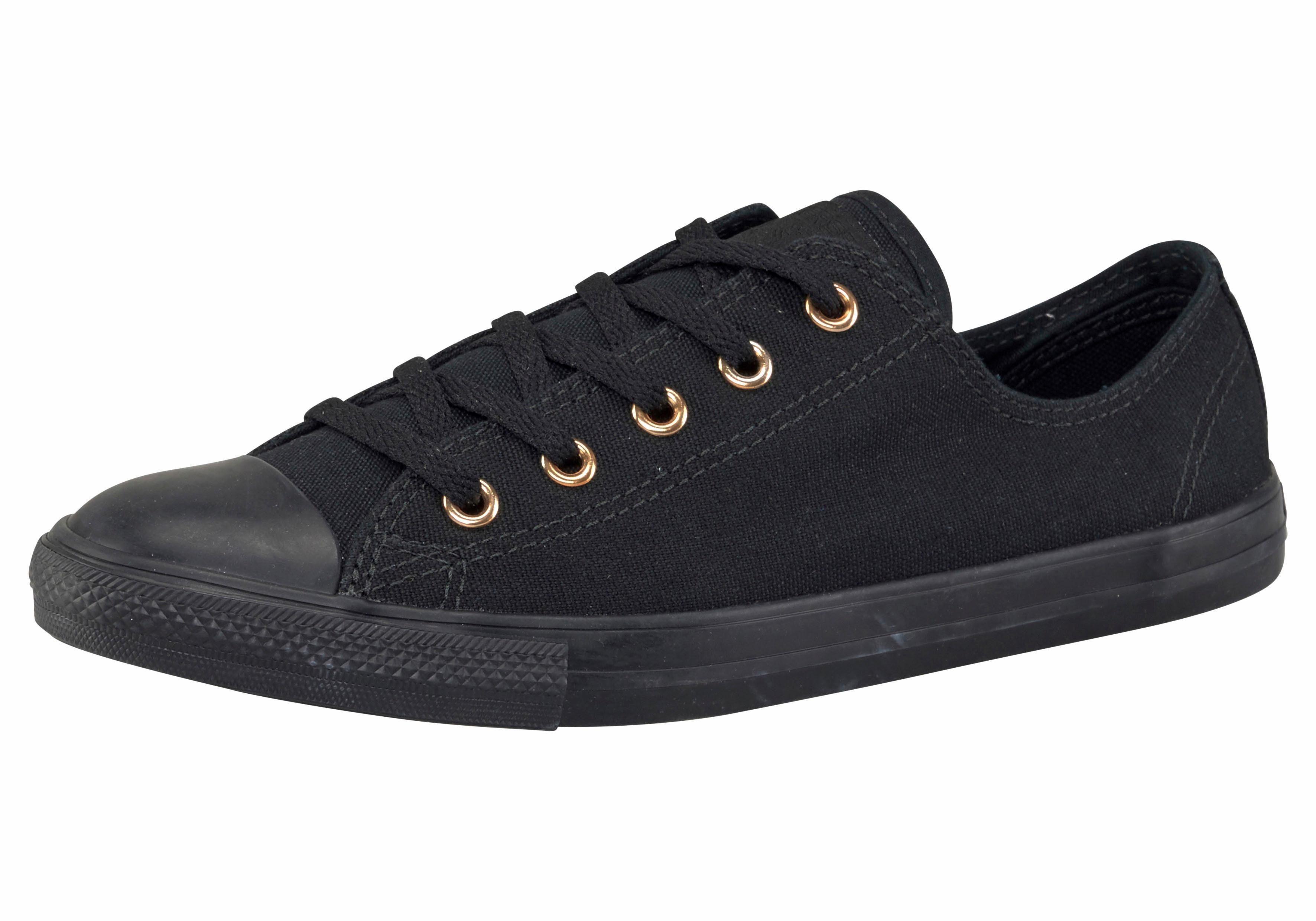 Converse Chuck Taylor All Star Dainty Ox Sneaker  schwarz