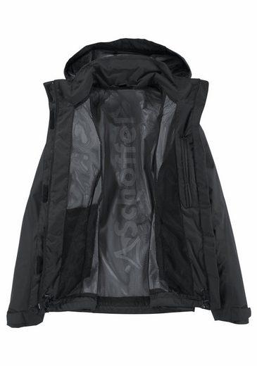 Schöffel Funktionsjacke EASY L, 100% Wetterschutz