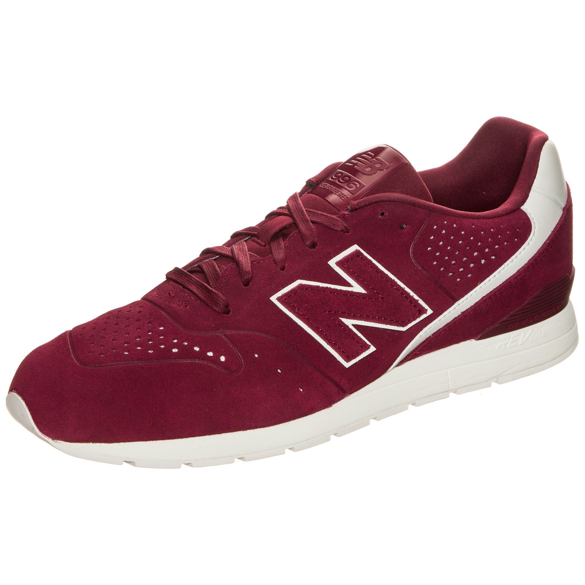 New Balance MRL996-DU-D Sneaker Herren kaufen  bordeaux #ft5_slash# weiß