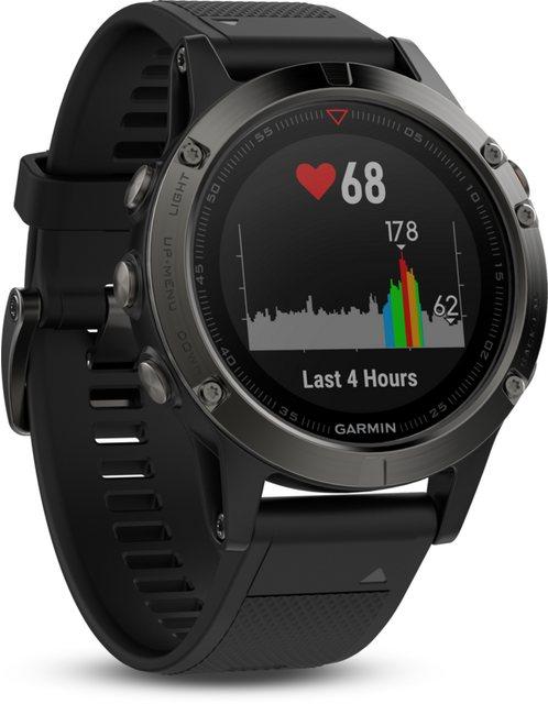Smartwatches - Garmin Smartwatch »fenix 5«  - Onlineshop OTTO
