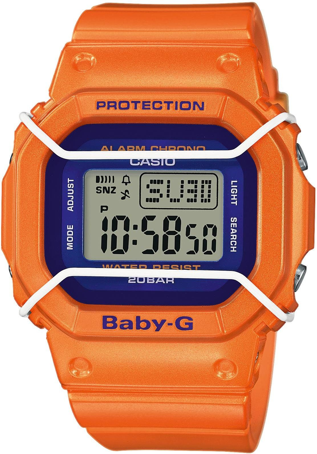 Baby-G Chronograph »BGD-501FS-4ER«