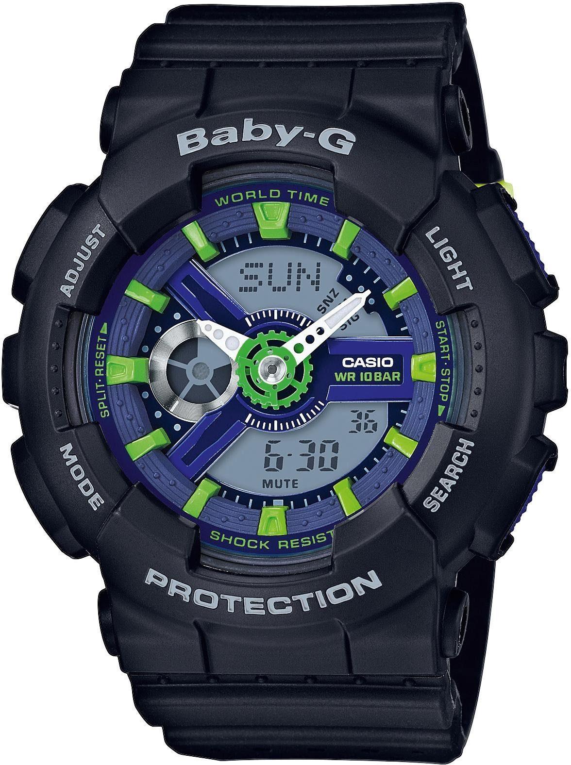 Casio Baby-G Chronograph »BA-110PP-1AER«