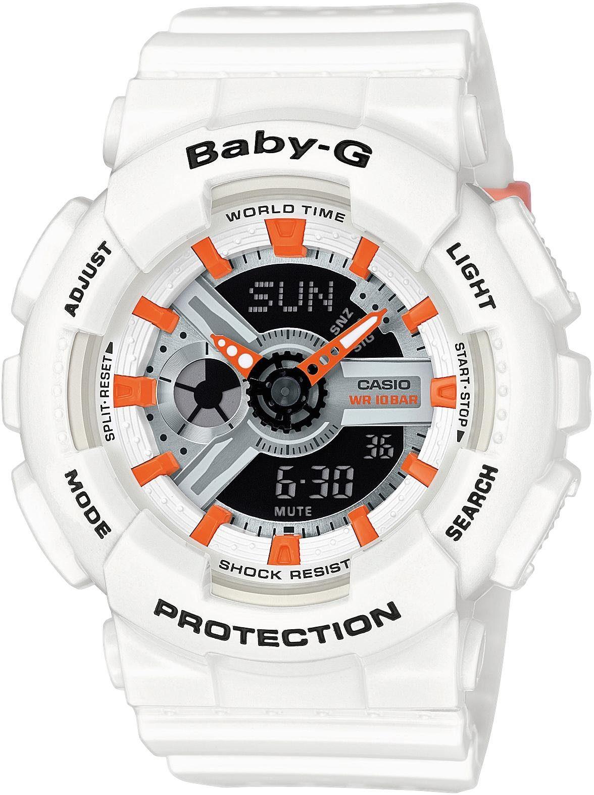Casio Baby-G Chronograph »BA-110PP-7A2ER«