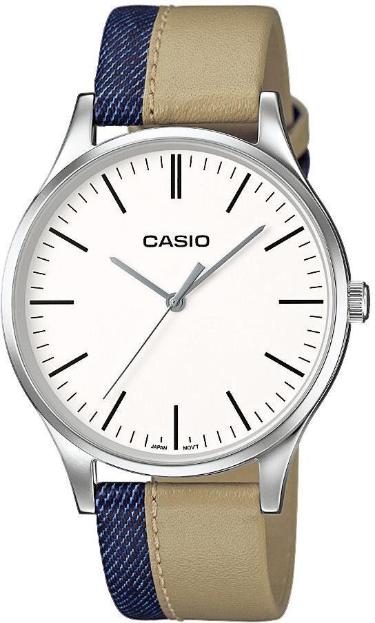 Casio Collection Quarzuhr »MTP-E133L-7EEF«
