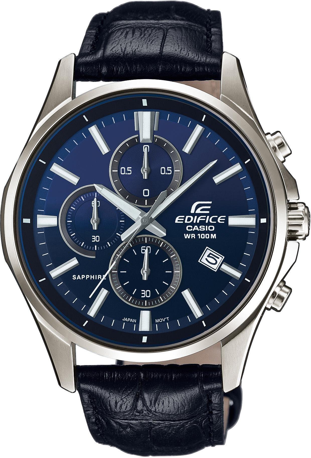Edifice Chronograph »EFB-530L-2AVUER«