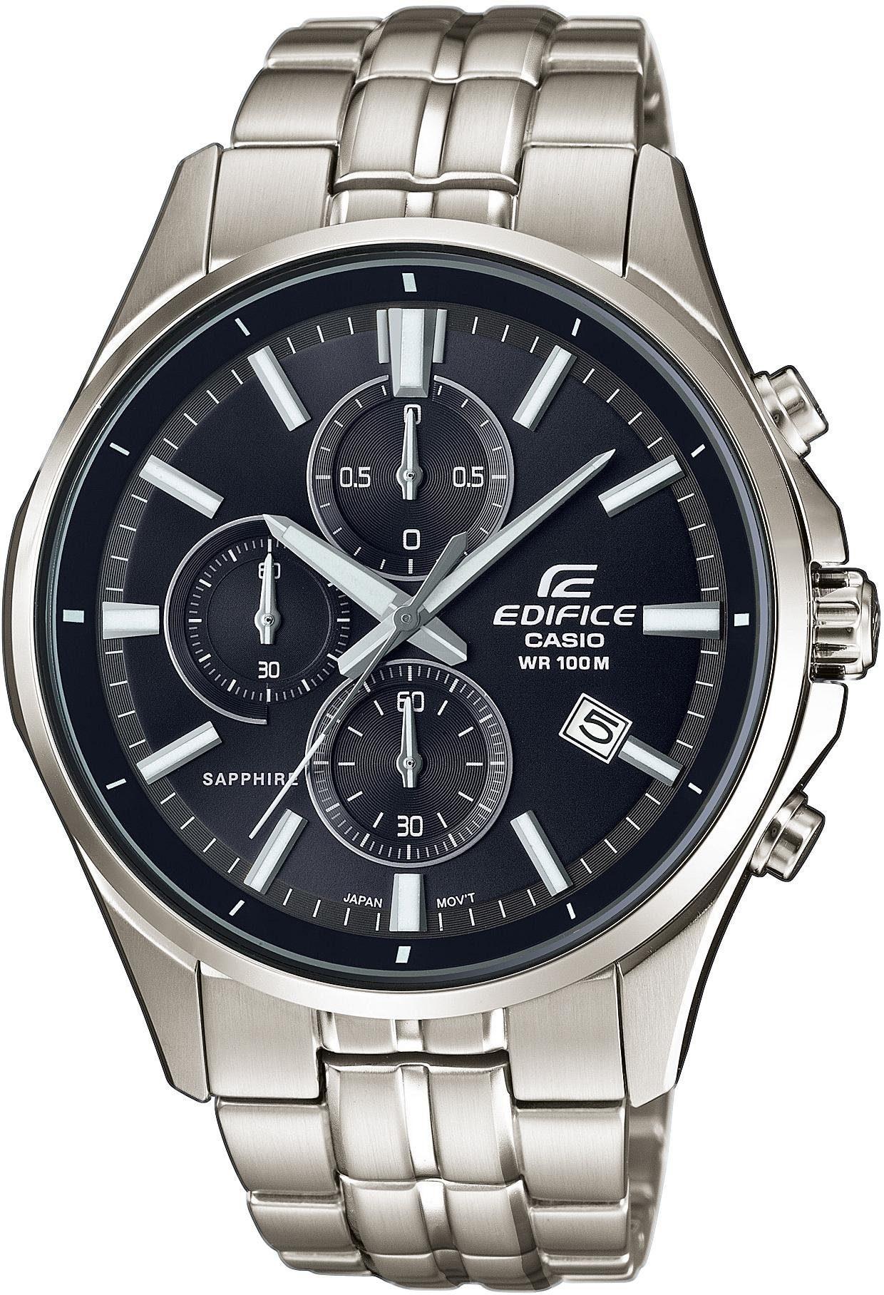 Edifice Chronograph »EFB-530D-1AVUER«