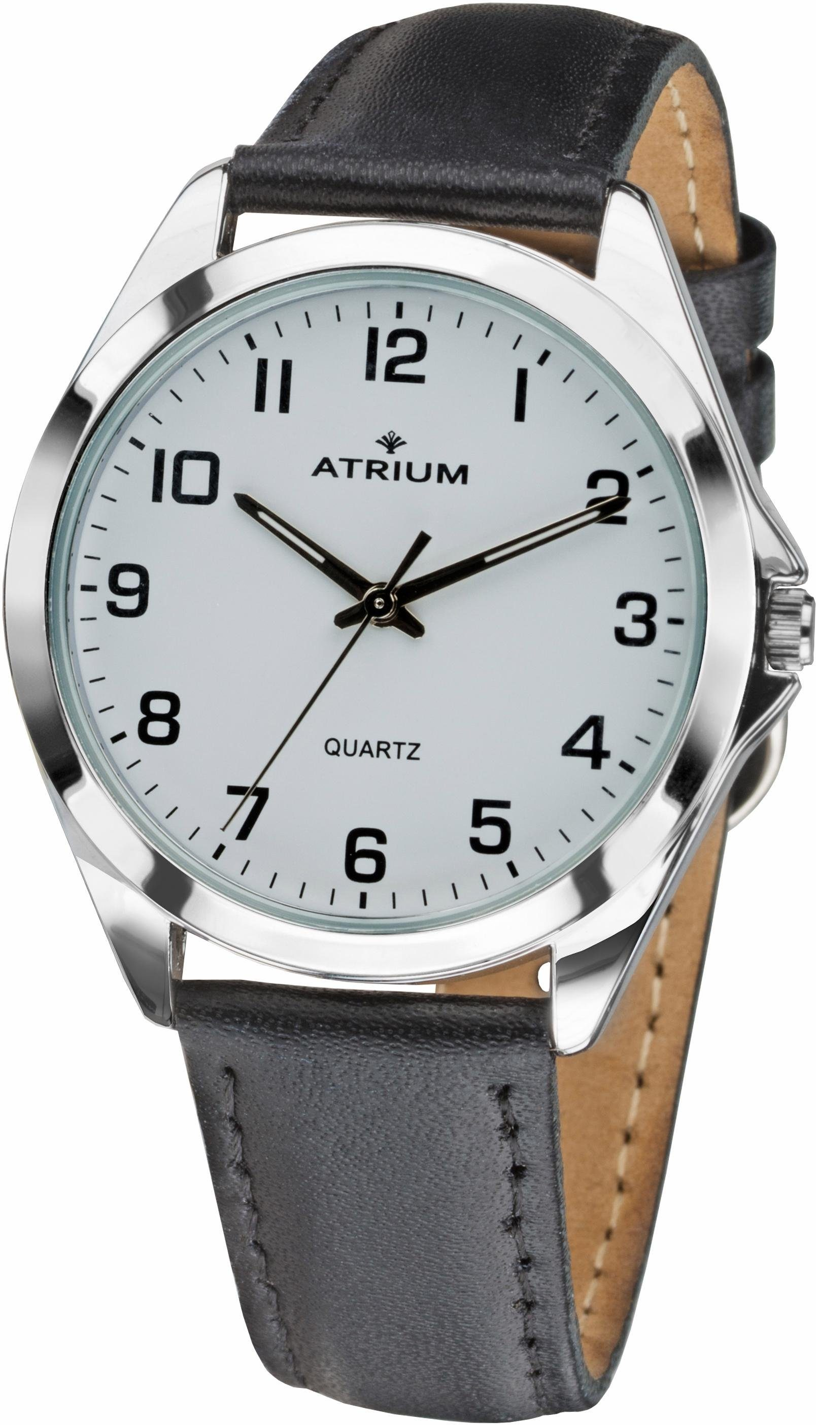 Atrium Quarzuhr »A10-10«