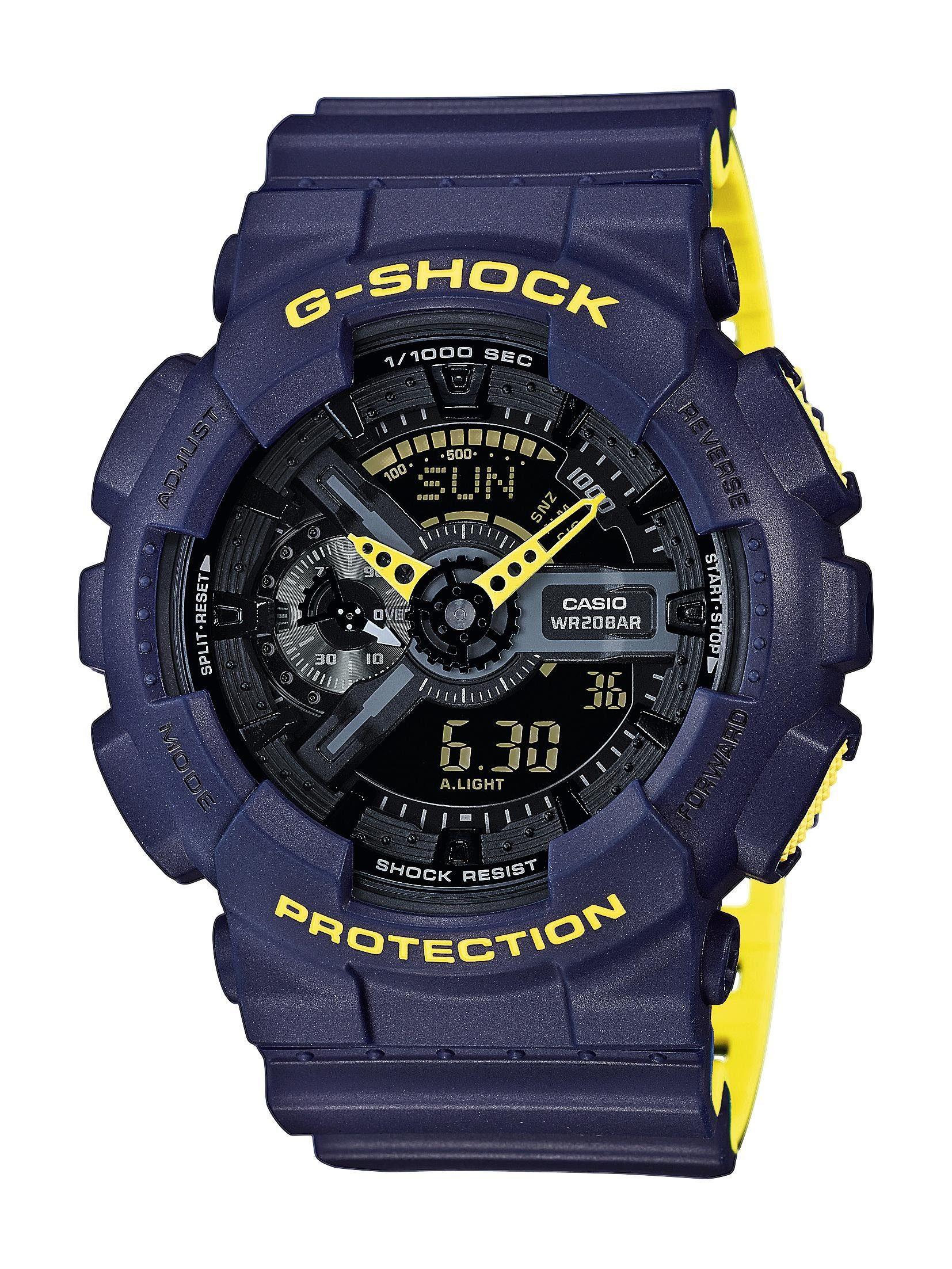 CASIO G-SHOCK Chronograph »GA-110LN-2AER«