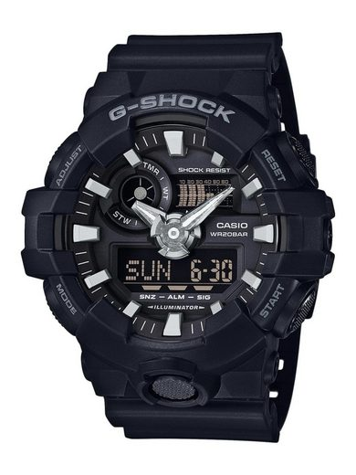 CASIO G-SHOCK Chronograph »GA-700-1BER«