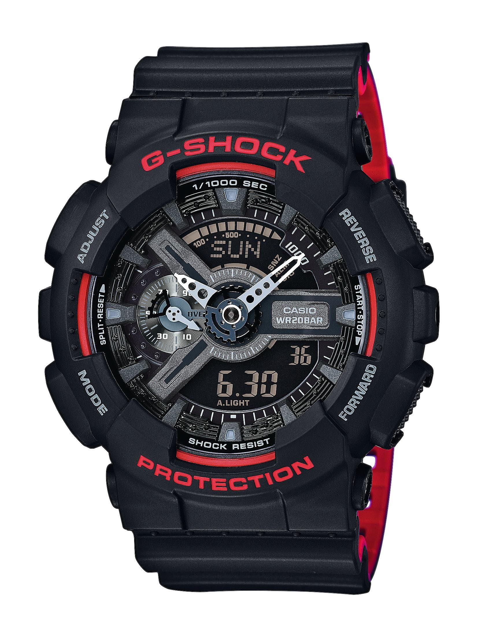 CASIO G-SHOCK Chronograph »GA-110HR-1AER«