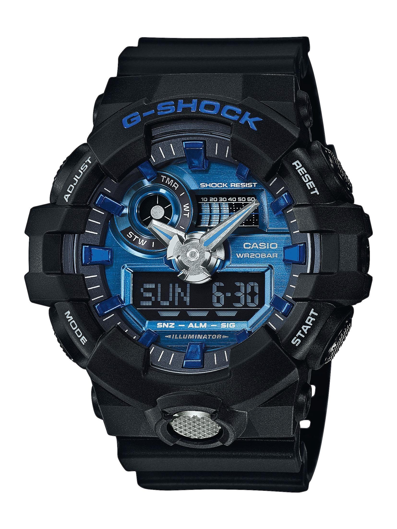 Casio G-Shock Chronograph »GA-710-1A2ER«