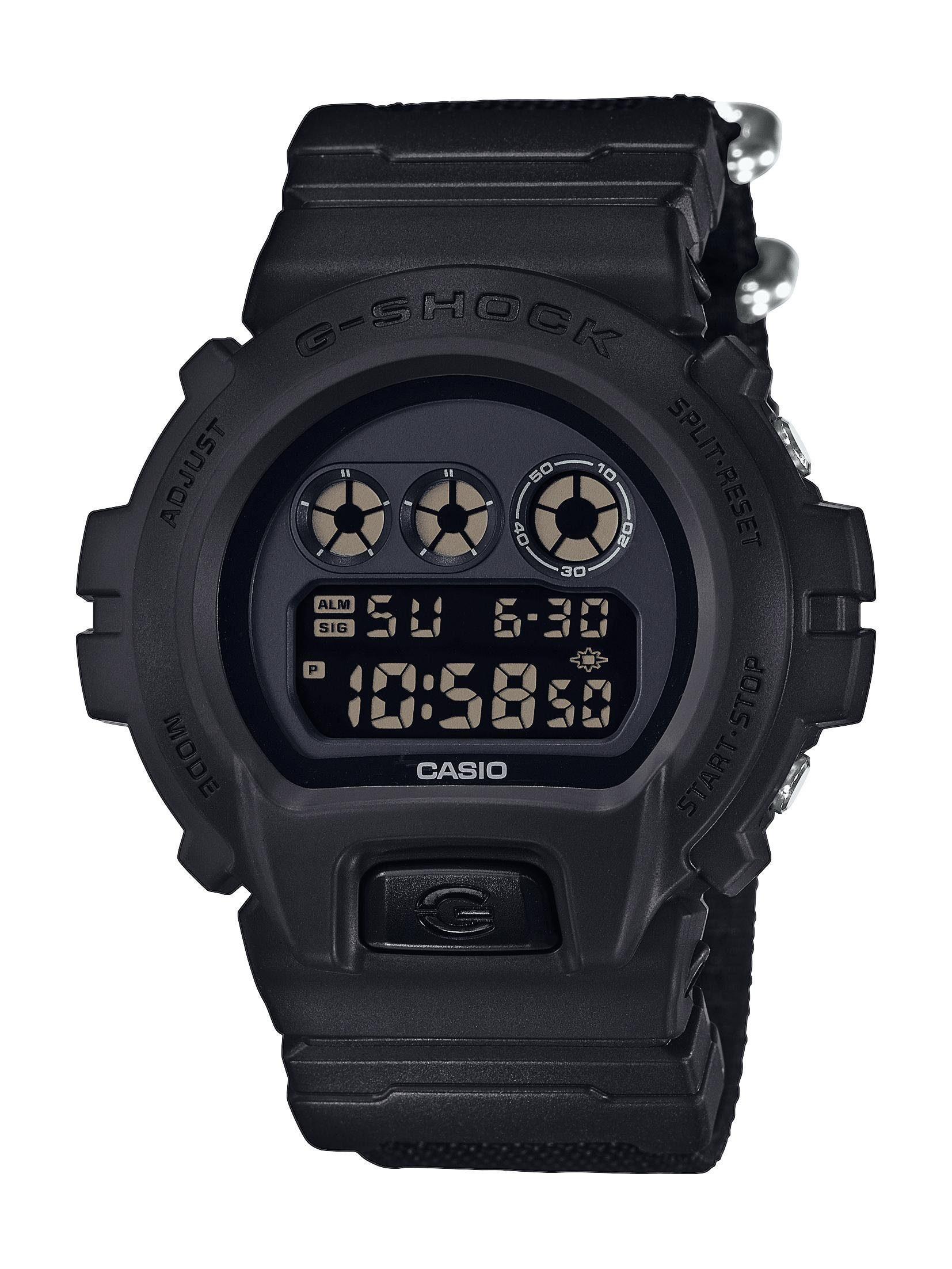 Casio G-Shock Chronograph »DW-6900BBN-1ER«