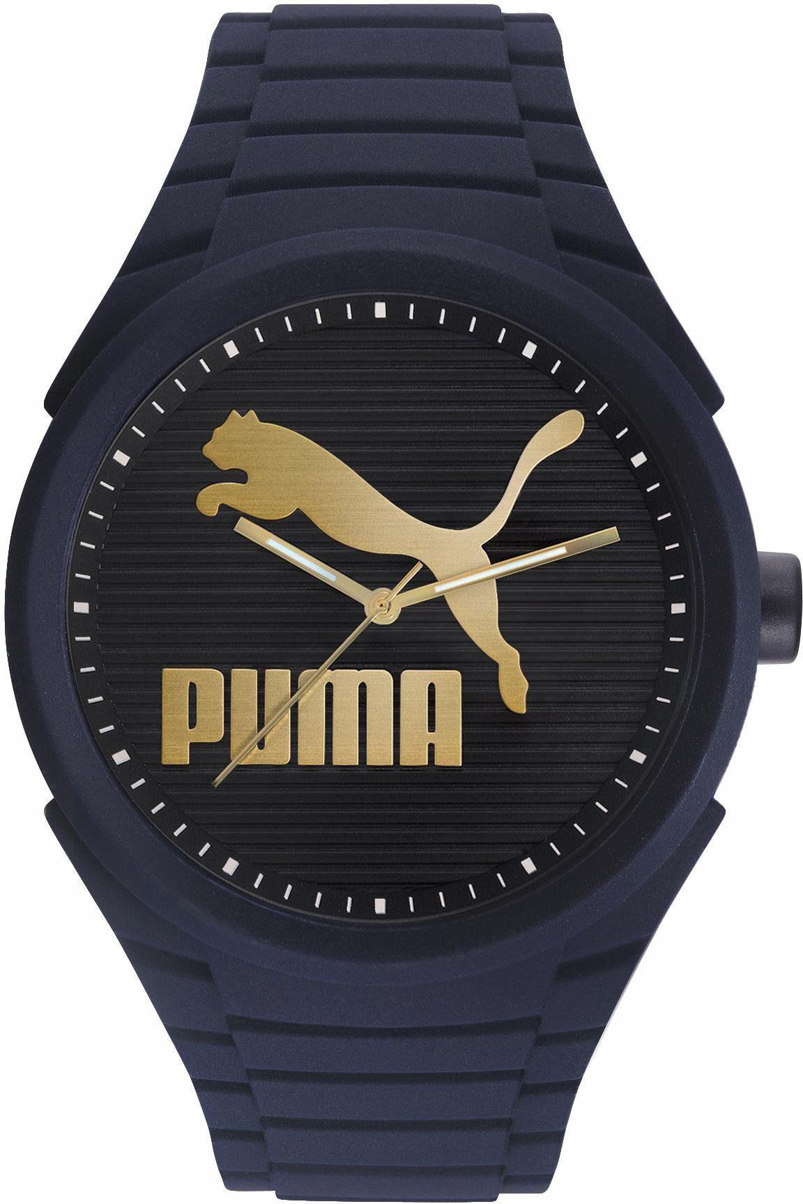 PUMA Quarzuhr »PU103592018«