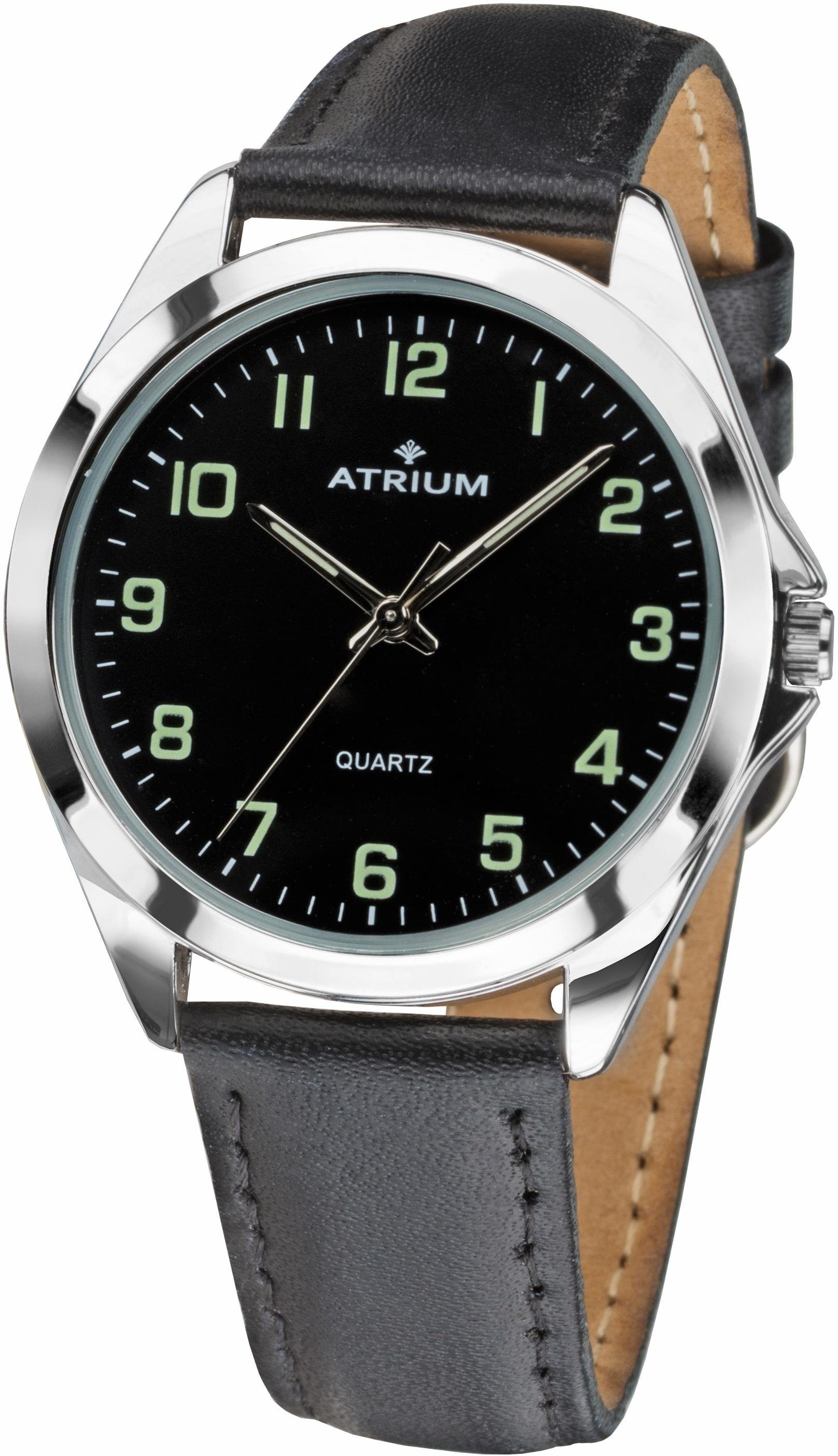 Atrium Quarzuhr »A10-11«