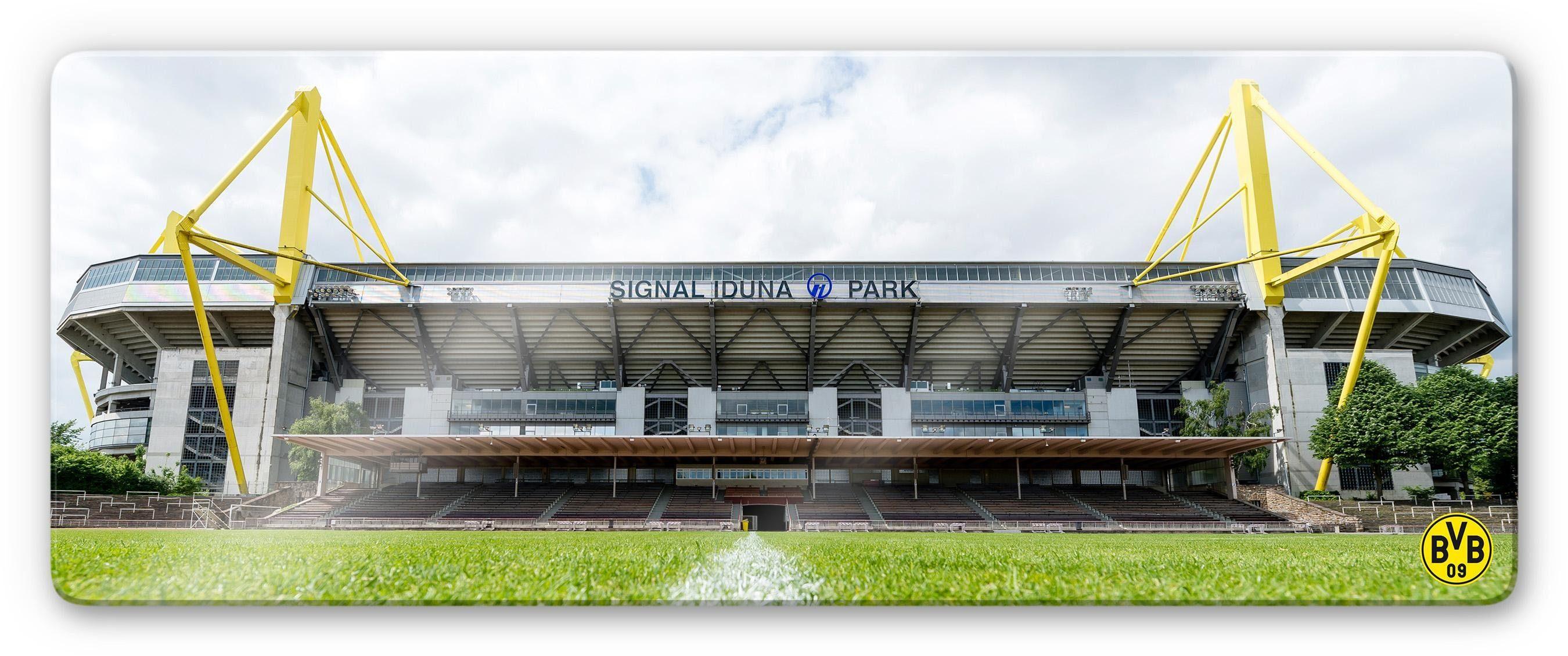 Glasbild, »BVB - Signal Iduna Park«, 80/30 cm