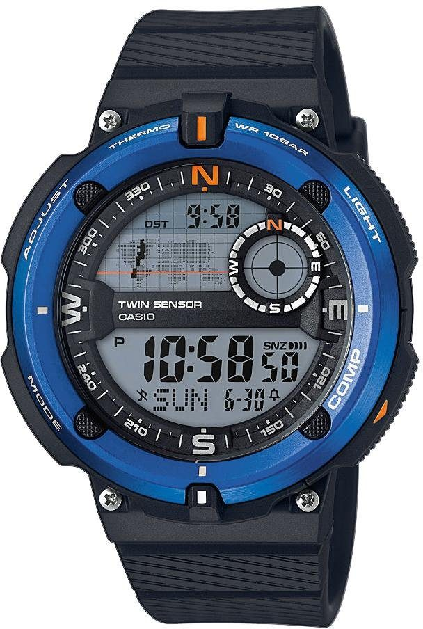 Casio Collection Chronograph »SGW-600H-2AER«, mit Thermometer