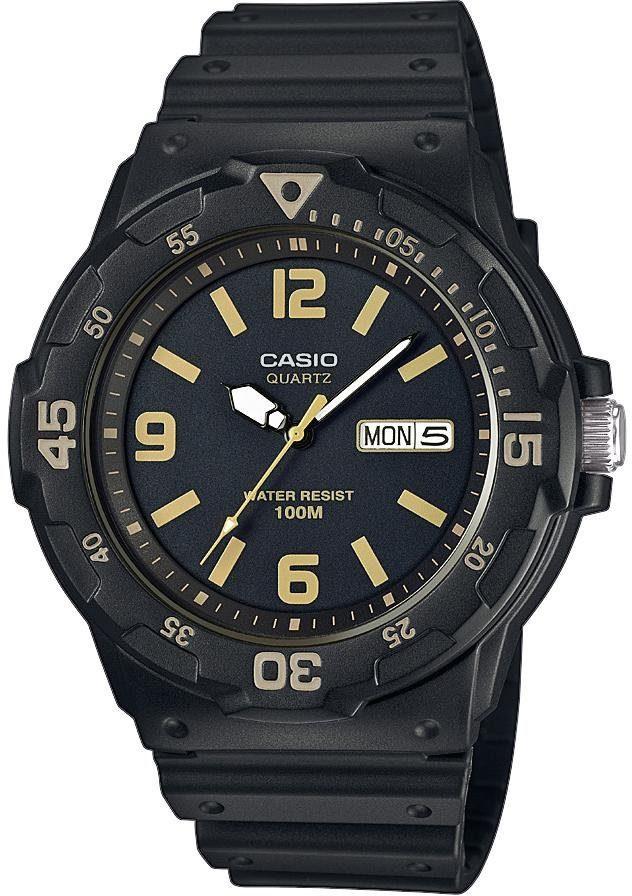 Casio Collection Quarzuhr »MRW-200H-1B3VEF«