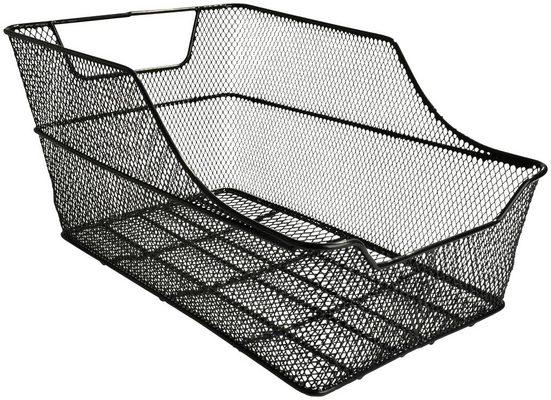 FISCHER FAHRRAEDER Gepäckträgerkorb »Schultasche«
