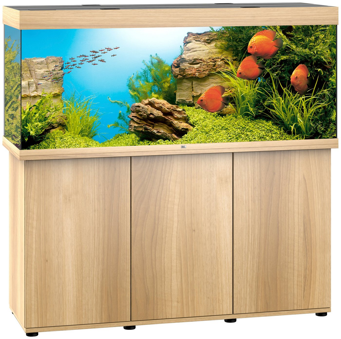 JUWEL AQUARIEN Aquarien-Set »Rio 450 LED«, B/T/H: 151/51/146 cm, 450 l, in 4 Farben - Preisvergleich