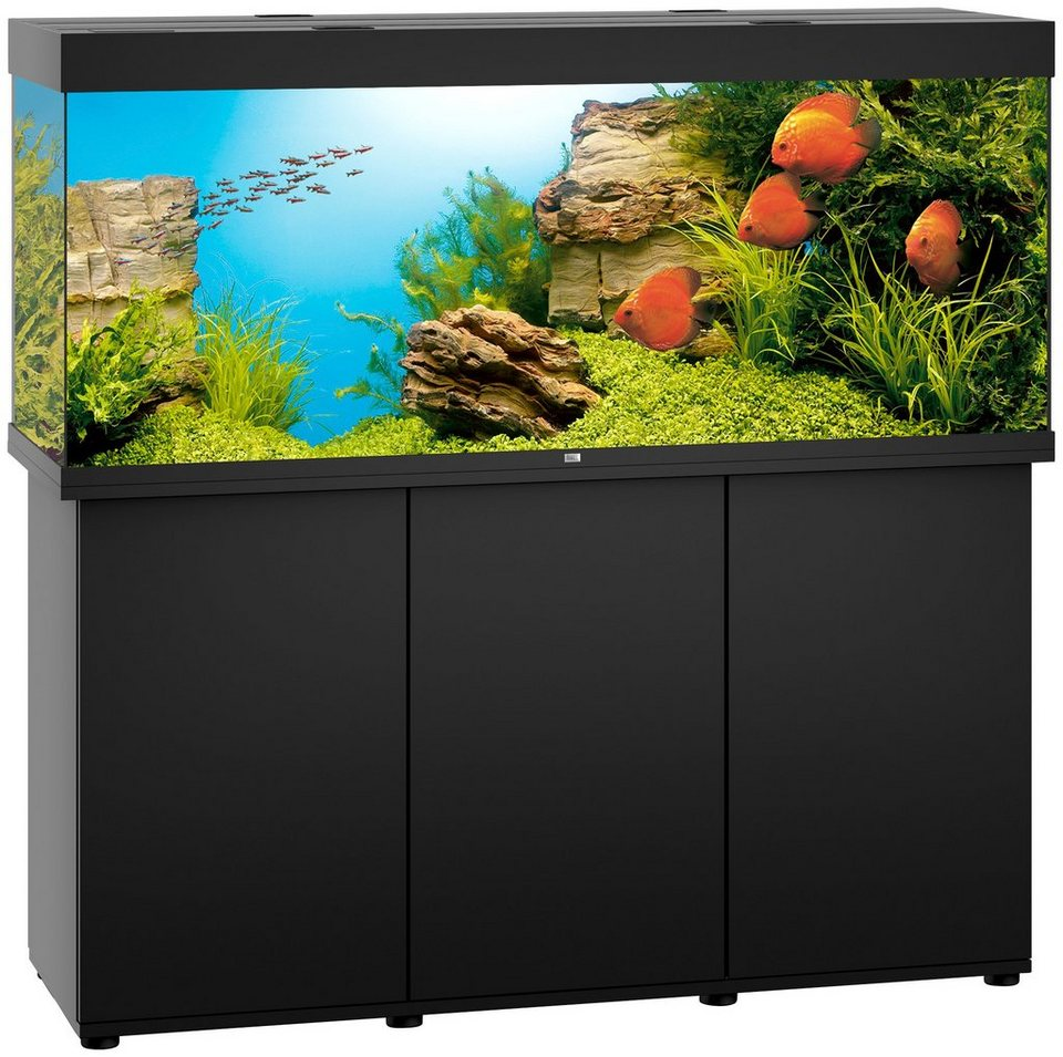 juwel aquarien aquarien set rio 450 led b t h 151 51 146 cm 450 l in 4 farben online. Black Bedroom Furniture Sets. Home Design Ideas