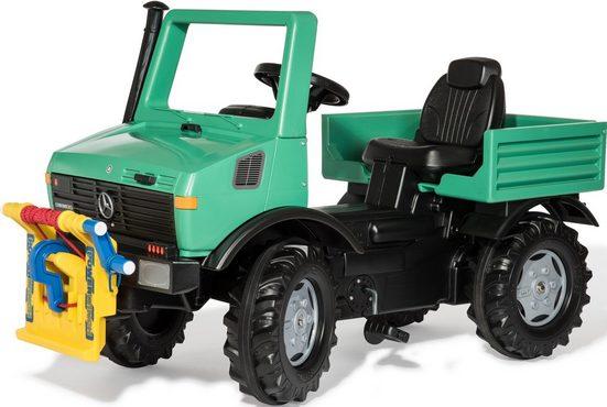 rolly toys® Tretfahrzeug »rollyUnimog Forst«, mit Seilwinde