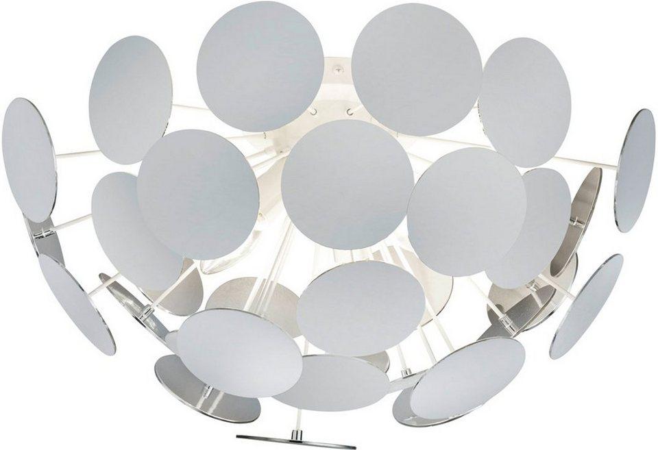 trio leuchten deckenleuchte 3 flammig discalgo online kaufen otto. Black Bedroom Furniture Sets. Home Design Ideas