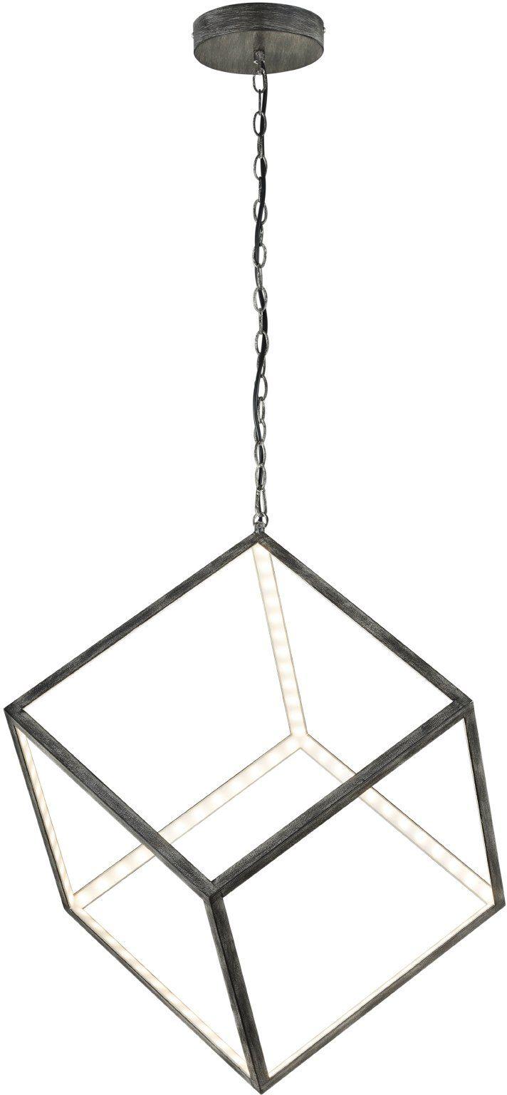 TRIO Leuchten LED Pendelleuchte »DICE«, 1-flammig