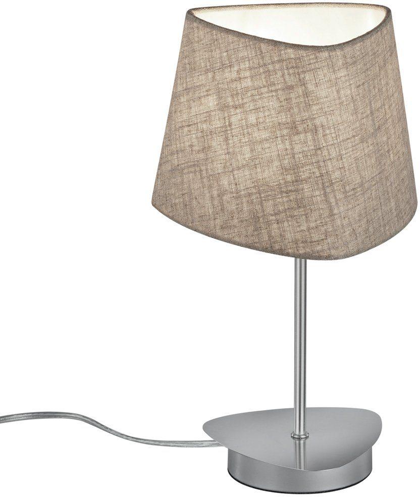 TRIO Leuchten Tischleuchte »CROSBY«, 1-flammig