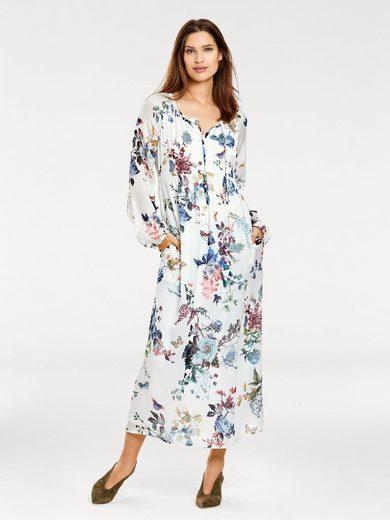 B.C. BEST CONNECTIONS by Heine Druckkleid mit Blumen-Muster