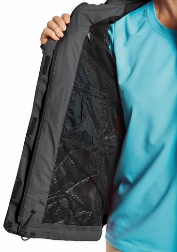 Maier Sports Funktionsjacke Sylt, mit Packaway Funktion