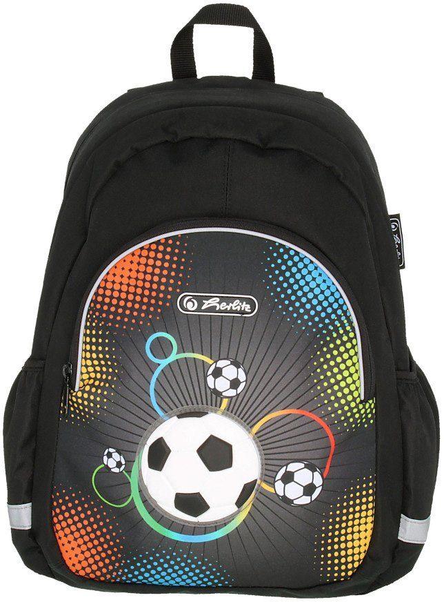 Herlitz Kinderrucksack, »Motivrucksack, Soccer«