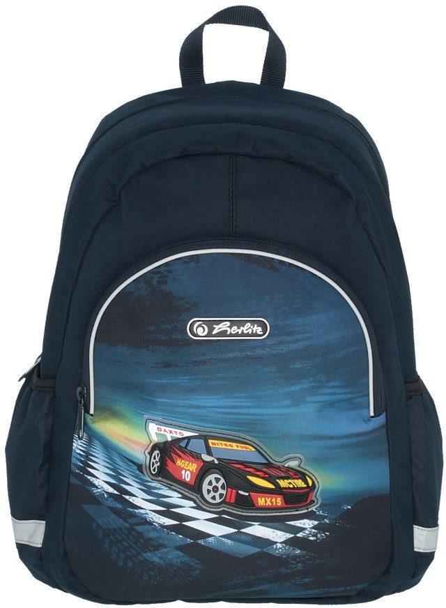 Herlitz Kinderrucksack, »Motivrucksack, Super Racer«