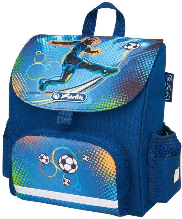Herlitz Kinderrucksack, »Mini Softbag, Soccer«
