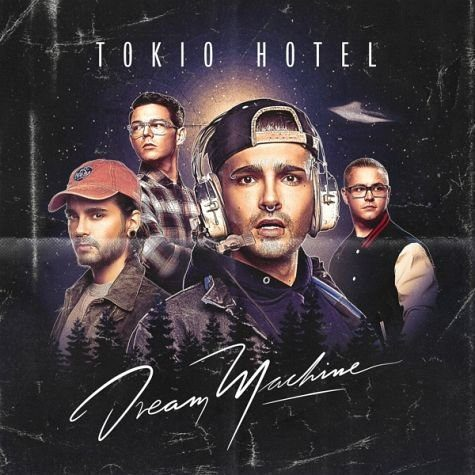 Audio CD »Tokio Hotel: Dream Machine«