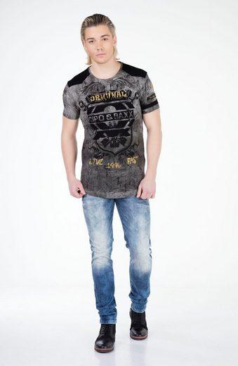 Cipo & Baxx Herren Jeans Hose