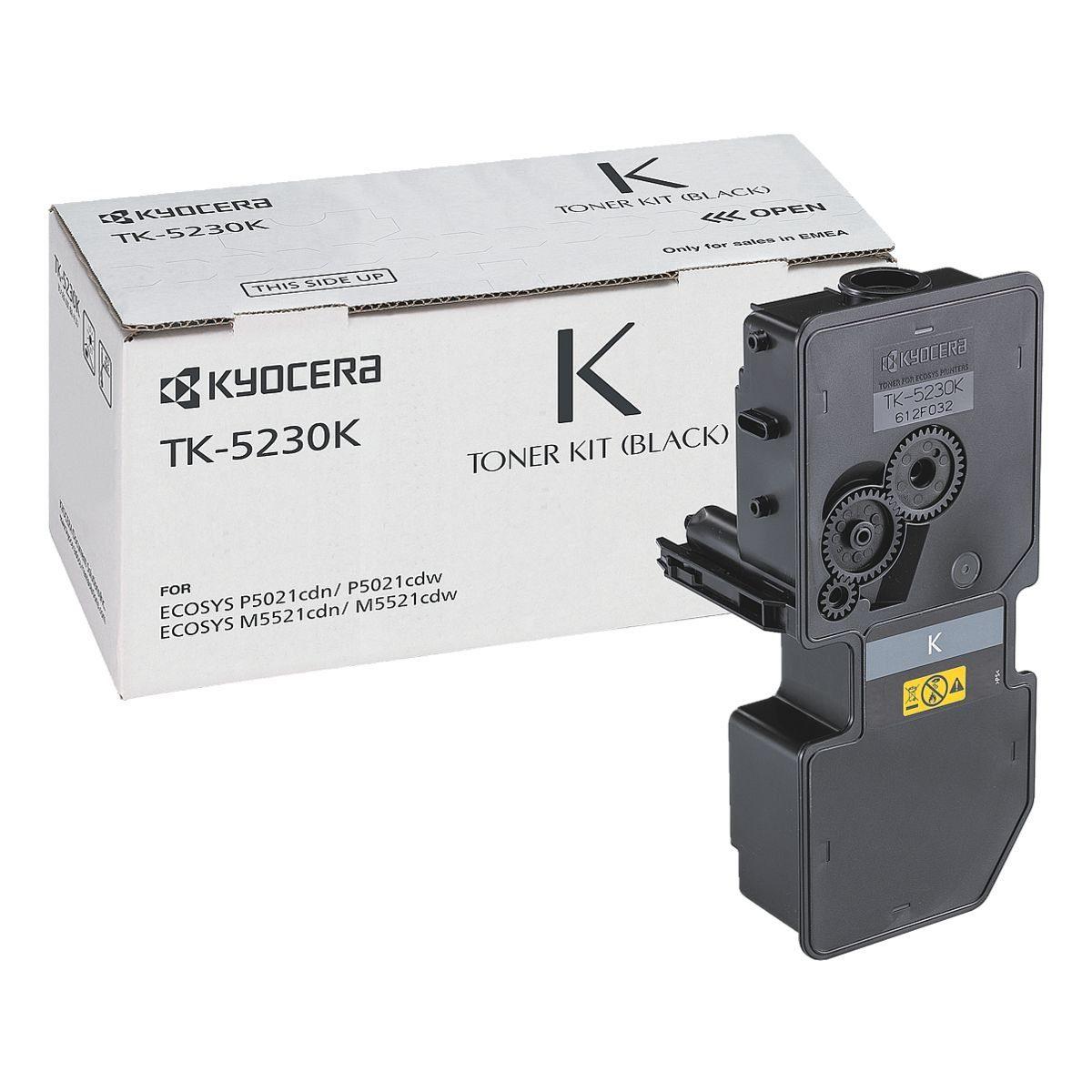 Kyocera Tonerpatrone »TK-5230K«