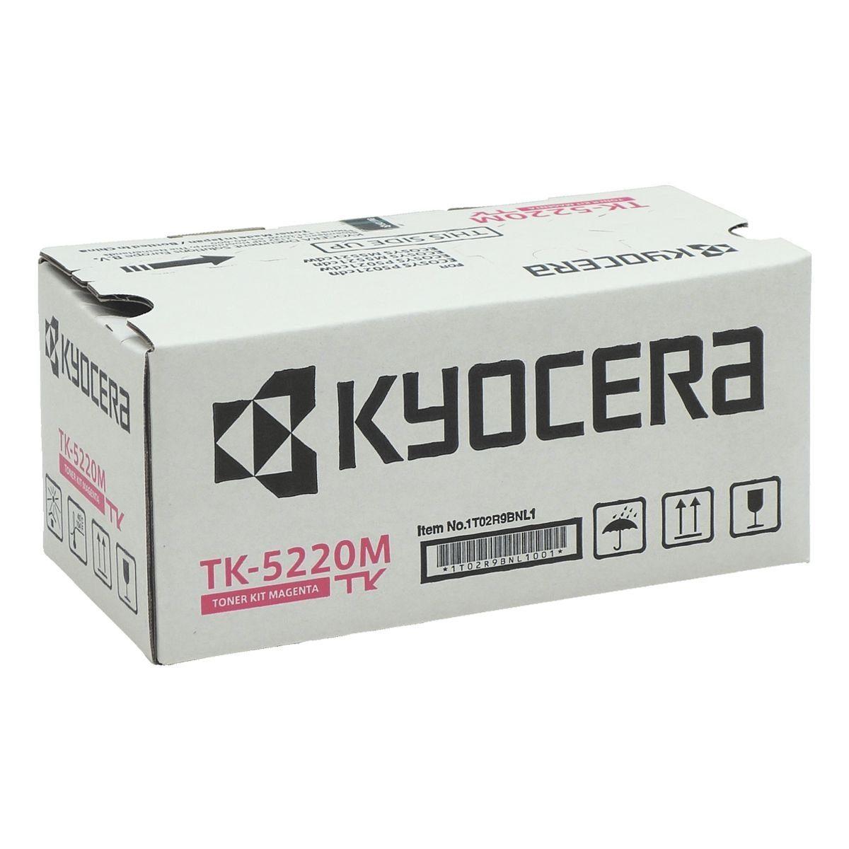 Kyocera Tonerpatrone »TK-5220M«