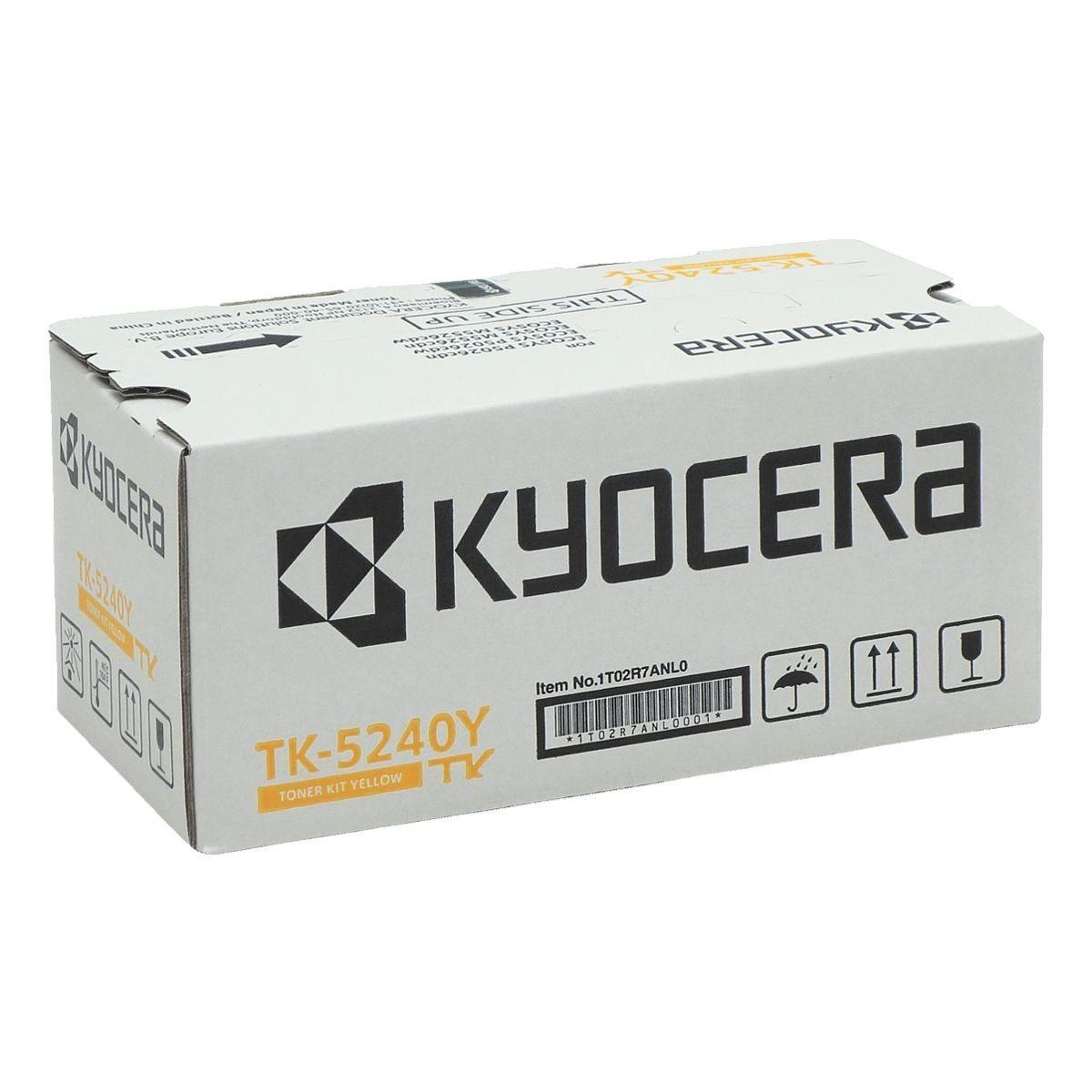 Kyocera Tonerpatrone »TK-5240Y«