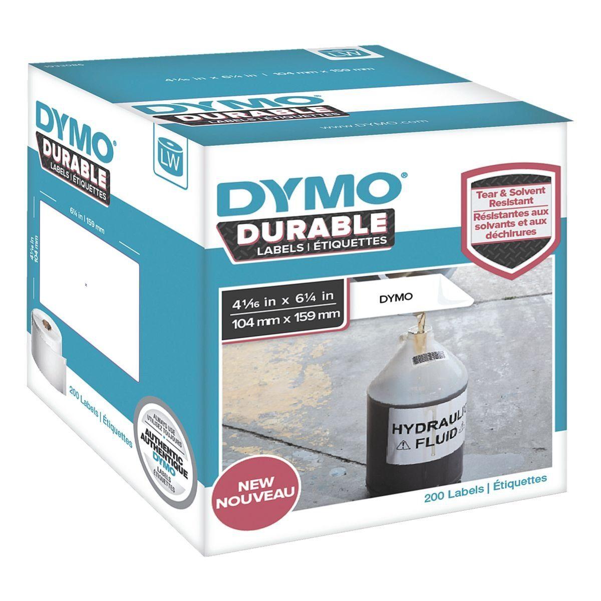 Dymo LabelWriter Kunststoff-Etiketten »1933086«