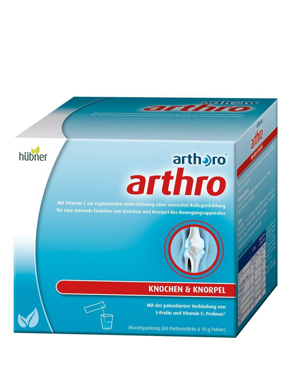 Anton Hübner GmbH & Co. KG Tabletten »Arthoro® Arthro«