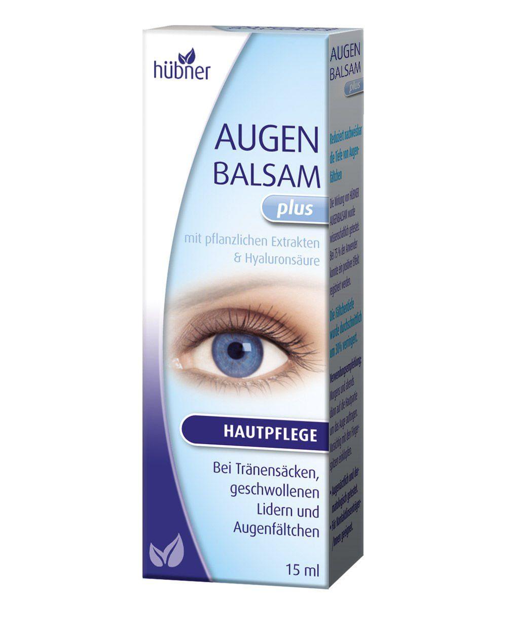 Anton Hübner GmbH & Co. KG Augenbalm »Augenbalsam Plus«