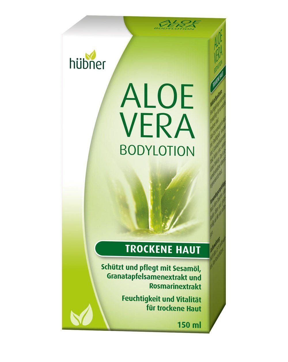 Anton Hübner GmbH & Co. KG Bodylotion »Aloe Vera«