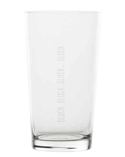 """Räder Design Glas »WASSERGLAS """"GLUCK GLUCK""""«"""